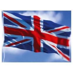 Union Flag - Printed 91 x 46cm