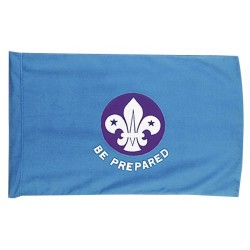Beaver Scout Section Plain Flag