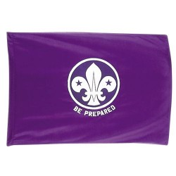 Scout Active Support Plain Flag