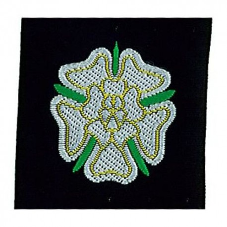 Yorkshire Rose Badge (cloth)