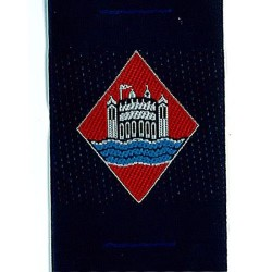 London County Ribbon Badge