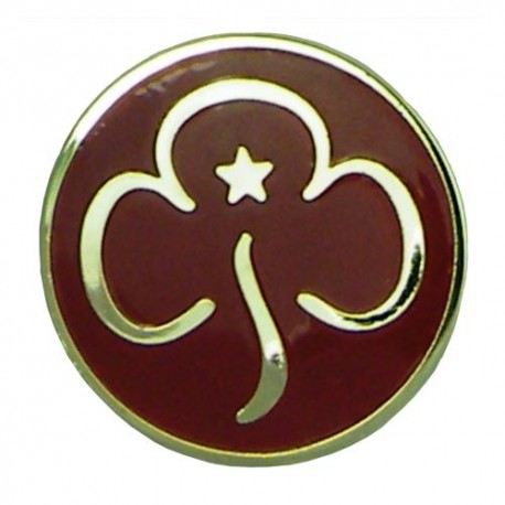 Trefoil Guild Promise Badge