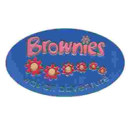 Brownie Leaving Badge