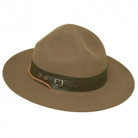 Baden-Powell Scout Hat