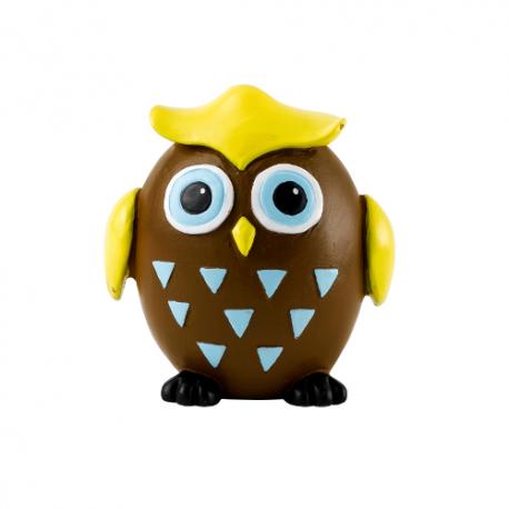 Brownie Resin Owl