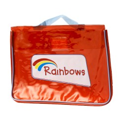 Rainbows Welcome Bag