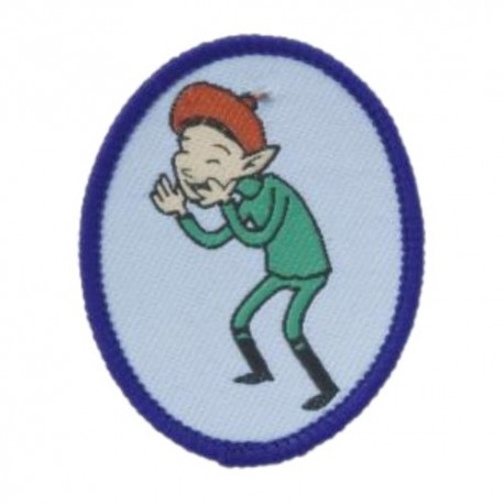 Brownie Six Badge - Ghillie Dhu