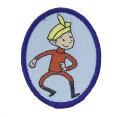 Brownie Six Badge - Kelpie