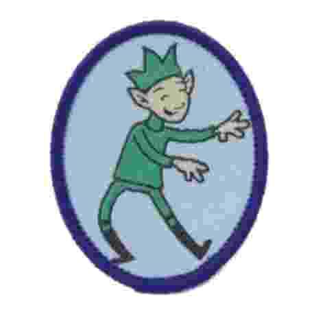 Brownie Six Badge - Sprite