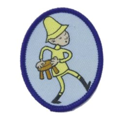 Brownie Six Badge - Bwbachod