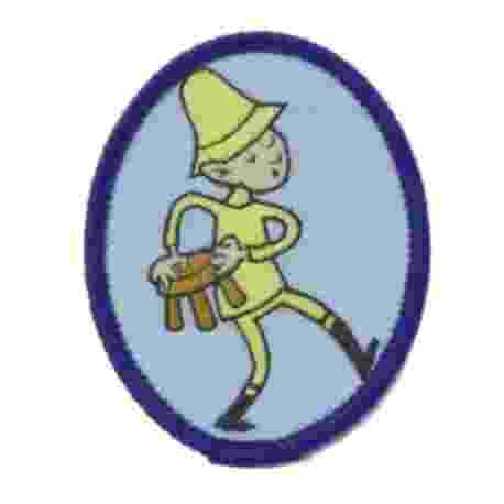 Brownie Six Badge - Bwbachod