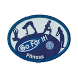 Guide Go For It!<br/> Fitness Woven Badge