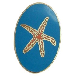 Guide Patrol Emblems - Starfish