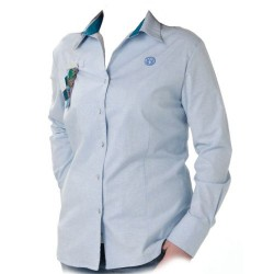 Senior Section Blue Blouse