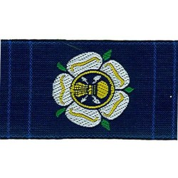 Sheffield County Ribbon Badge