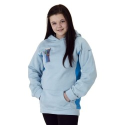 Senior Section Hoodie - Ice Blue