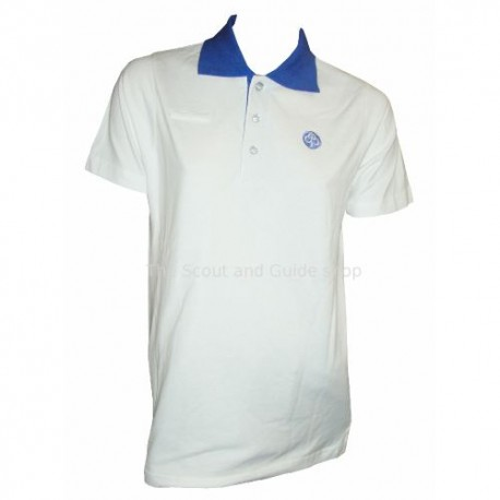 Adult Leaders - Polo Shirt - White