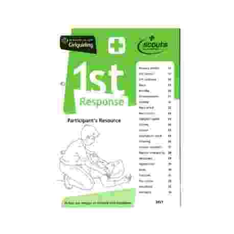 1st Response - Course Book