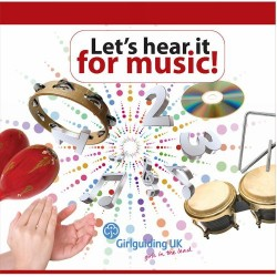 Let's Hear it for Music! CD