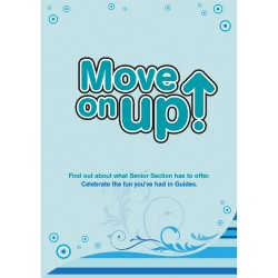 Guides Move On Up