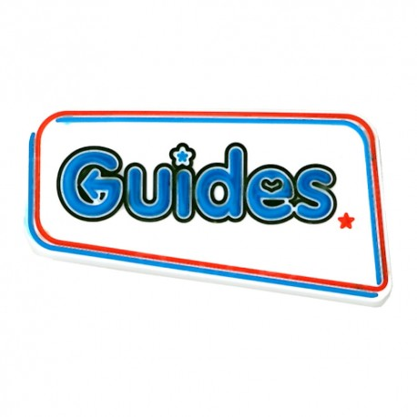 Guide All Purpose Pin Badge