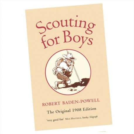Scouting for Boys ( Softback Edition )