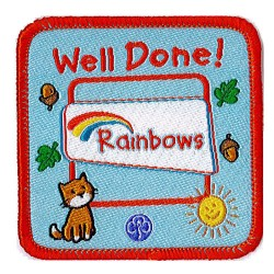 Rainbow Well Done
