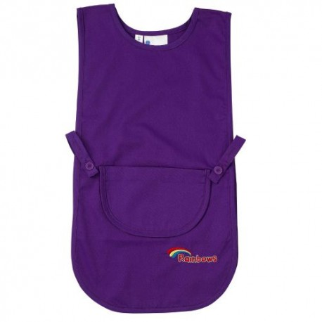 Rainbow Tabard - Purple
