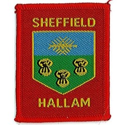 District Badge Sheffield - Hallam