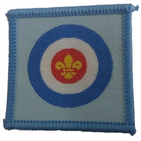 Air Scout Royal Air Force Recognition Badge