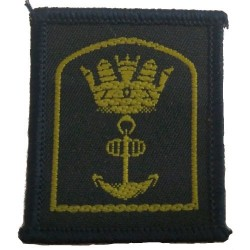 Sea Scout Royal Navy Recognition Badge - Available Soon