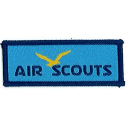 Air Scout Identification Badge - AVAILABLE SOON