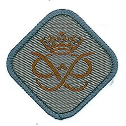 Duke of Edinburgh Award Cloth Badge - Bronze