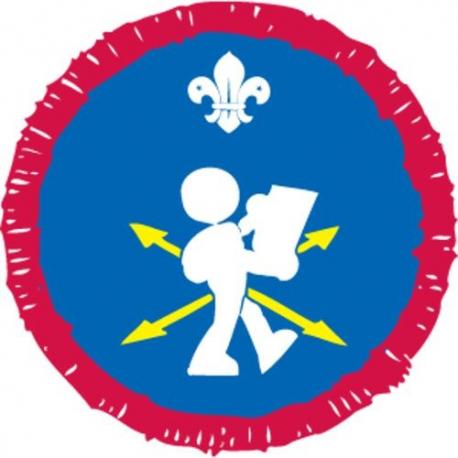 Scout Activity Orienteer