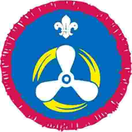 Scout Activity Power Coxswain