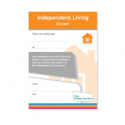 Senior Section Independent Living Octant Certificate