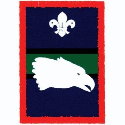 Patrol Badge Eagle