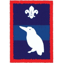 Patrol Badge Kingfisher
