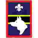Patrol Badge Wolf