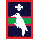 Patrol Badge Woodpecker