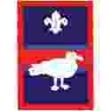 Patrol Badge Seagull