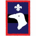 Patrol Badge Raven