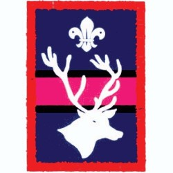 Patrol Badge Stag - Currently Unavailable