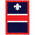 Patrol Badge Red