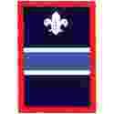 Patrol Badge Blue