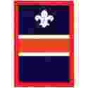 Patrol Badge Orange