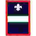 Patrol Badge White