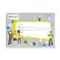 Brownie Certificate - Leaving