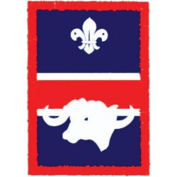 Patrol Badge Buffalo