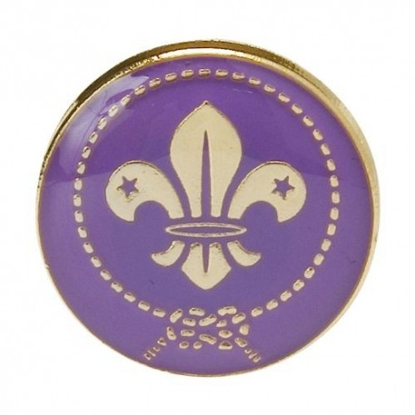 World Membership Pin Badge